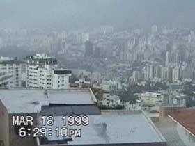 Caracas Before
